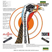 Primos Shotgun Patterning Turkey Target