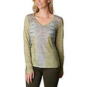 prAna Women's Mariposa Long Sleeve Shirt