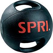 SPRI 10 lb. Dual Grip Medicine Ball