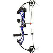 PSE Stinger X RTS Compound Bow Package – Blue Skullworks 2