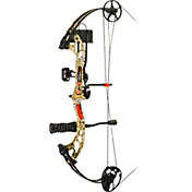 PSE Stinger X RTS Compound Bow Package – Desert Tan Skullworks 2