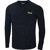 Polo Sport Men's Printed Compression Long Sleeve Shirt
