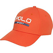 Polo Sport Men's Stretch-Fit Performance Hat