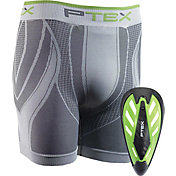 P-TEX Teen Pro Cup with Compression Short