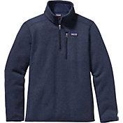 Patagonia Boys' Quarter-Zip Fleece Better Sweater