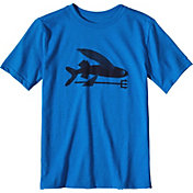 Patagonia Boys' Flying Fish T-Shirt