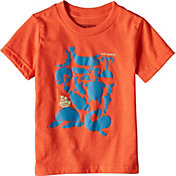 Patagonia Toddler Boys' Live Simply Sea Buds T-Shirt