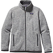 Patagonia Boys' Better Sweater Jacket