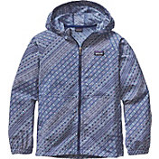 Patagonia Girls' Baggies Windbreaker Jacket