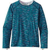 Patagonia Girls' Capilene Crew Long Sleeve Shirt