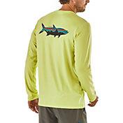 Patagonia Men's Tech Fish Long Sleeve T-Shirt