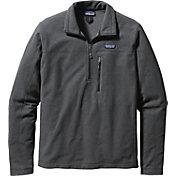 Patagonia Men's Oakes Quarter Zip Fleece Pullover