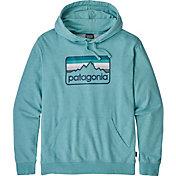 Patagonia Men's Line Logo Badge Lightweight Hoodie