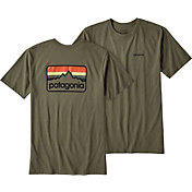 Patagonia Men's Line Logo Badge T-Shirt
