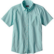 Patagonia Men's Lightweight Bluffside Short Sleeve Shirt