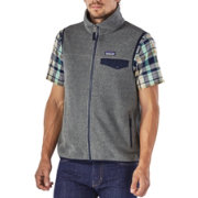 Patagonia Men's Lightweight Synchilla Snap-T Fleece Vest