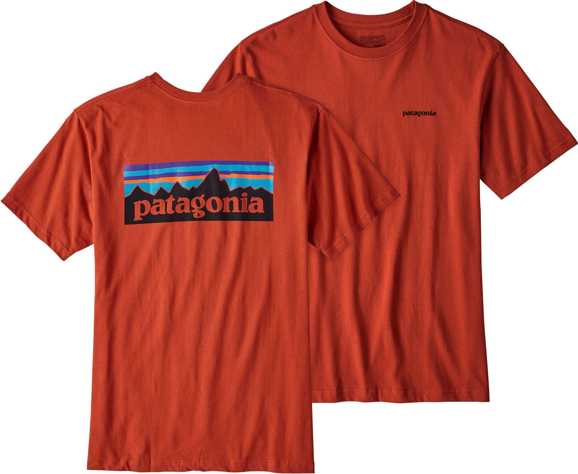 Favori Patagonia Men's P-6 Logo T-Shirt | DICK'S Sporting Goods ZX87