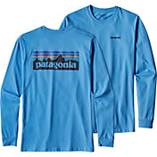 Patagonia Men's P-6 Logo Long Sleeve T-Shirt
