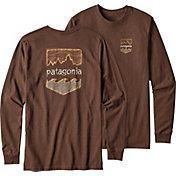 Patagonia Men's Badge Long Sleeve T-Shirt