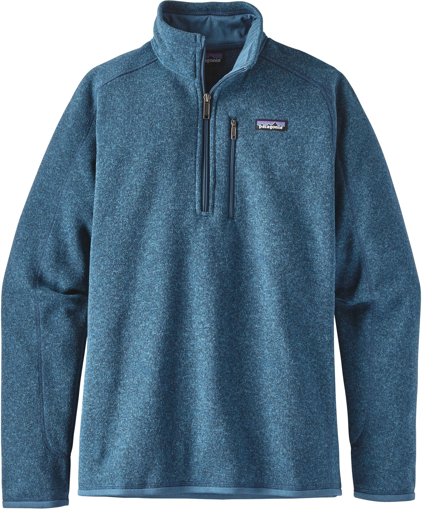 Patagonia Men's Better Sweater 1/4 Zip Fleece Pullover | DICK'S ...