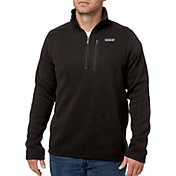 Patagonia Men's Better Sweater Quarter Zip Fleece