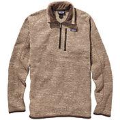 Patagonia Men's Better Sweater Quarter Zip Fleece