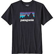 Patagonia Men's Shop Sticker T-Shirt