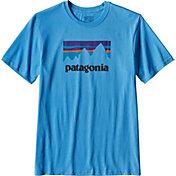Patagonia Men's Shop Sticker T-Shirt