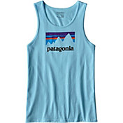 Patagonia Men's Shop Sticker Tank Top