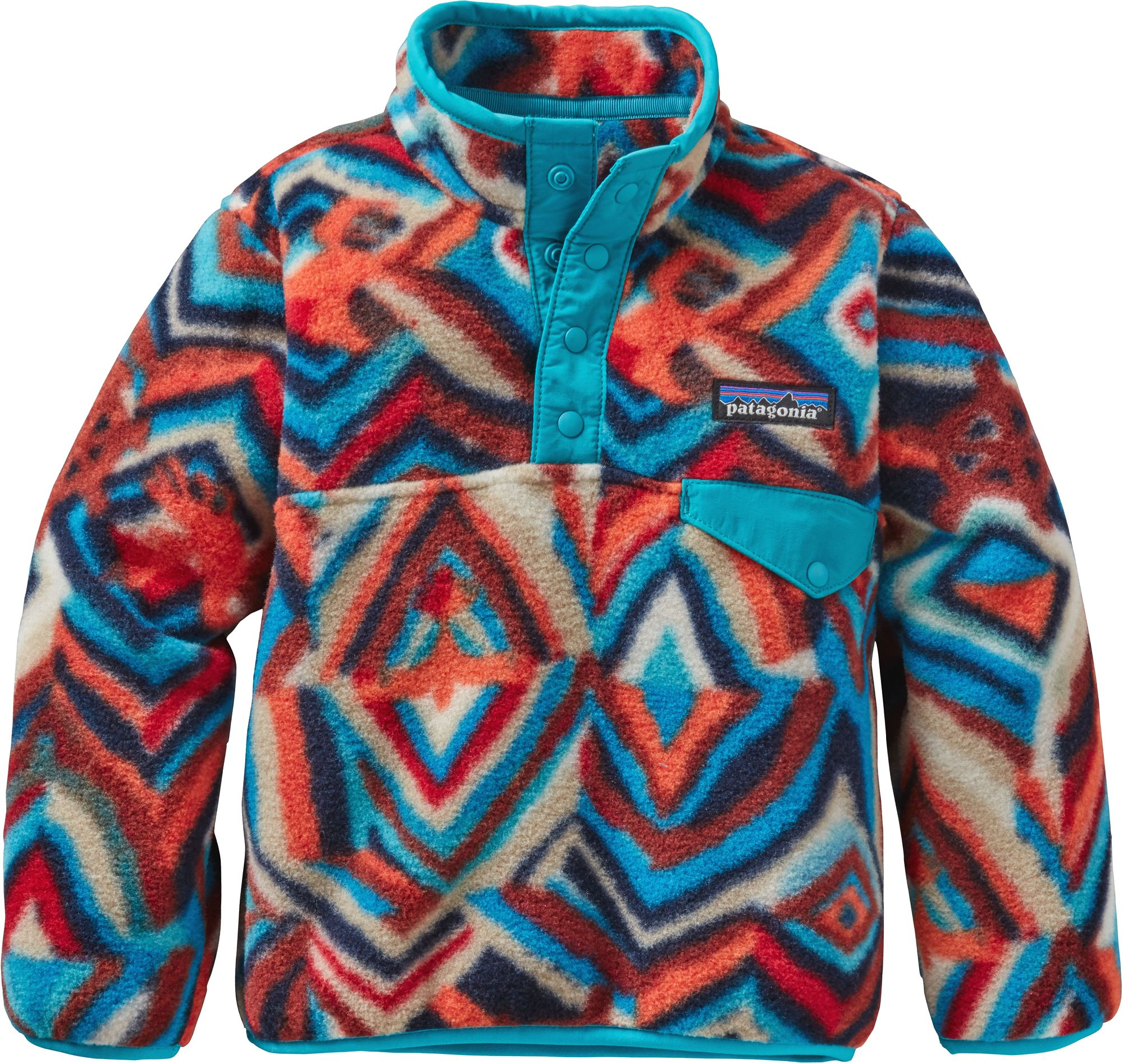 Patagonia Toddler Boys' Synchilla Snap-T Pullover Fleece | DICK'S ...
