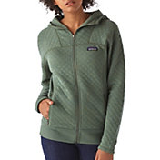 Patagonia Women's Cotton Quilt Full Zip Hoodie