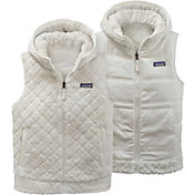 Patagonia Women's Reversible Los Gatos Hooded Insulated Vest