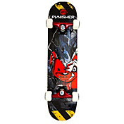 "Punisher Skateboards 31"" Teddy Skateboard"