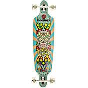 "Punisher Skateboards 40"" Day of the Dead Longboard"