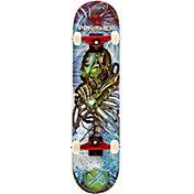 "Punisher Skateboards 31"" Alien Rage Skateboard"