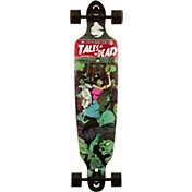 """Punisher Skateboards 40"""" Tales of the Dead Longboard"""