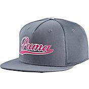 PUMA Boys' Script Golf Hat