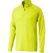 PUMA Men's Core Quarter-Zip Golf Pullover