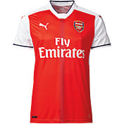 PUMA Men's Arsenal 16/17 Replica Home Jersey