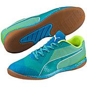 PUMA Men's Neon Lite V3 Indoor Soccer Shoes