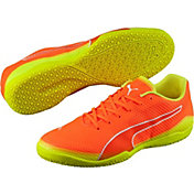 PUMA Men's Invicto Fresh Indoor Soccer Shoes