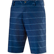 PUMA Men's Plaid Golf Shorts