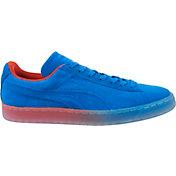 PUMA Men's Suede Classic Fade Casual Shoes