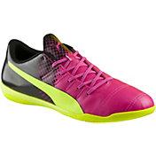 PUMA Men's evoPOWER 4.3 Tricks IT Indoor Soccer Shoes