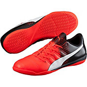 PUMA Men's evoPOWER 4.3 Tricks IT Indoor Soccer Shoes