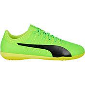PUMA Men's evoPOWER Vigor 4 IT Indoor Soccer Shoes
