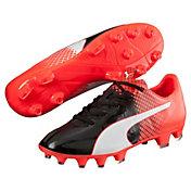 PUMA Kids' evoSPEED 1.5 FG Soccer Cleats