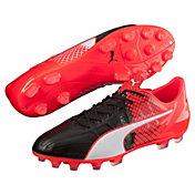 PUMA Men's evoSPEED 1.5 AG Soccer Cleats