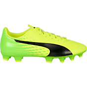 PUMA Men's evoSPEED 17.4 FG Soccer Cleats