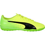 PUMA Men's evoSPEED 17.4 TT Turf Soccer Cleats